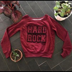 Make an offer! 🔥 Vintage Hard Rock Cafe  sweater